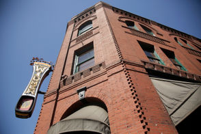 Widmer has had a pub or tasting room in its recognizable brick building at North Russell Street and Interstate Avenue since 1996.