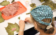 How 20,000 grape leaves are stuffed in one day for Syracuse Middle Eastern Fest (video)