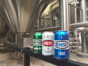 Genesee Brewery, the oldest in New York, has completed a renovation that will make it more efficient and flexible.