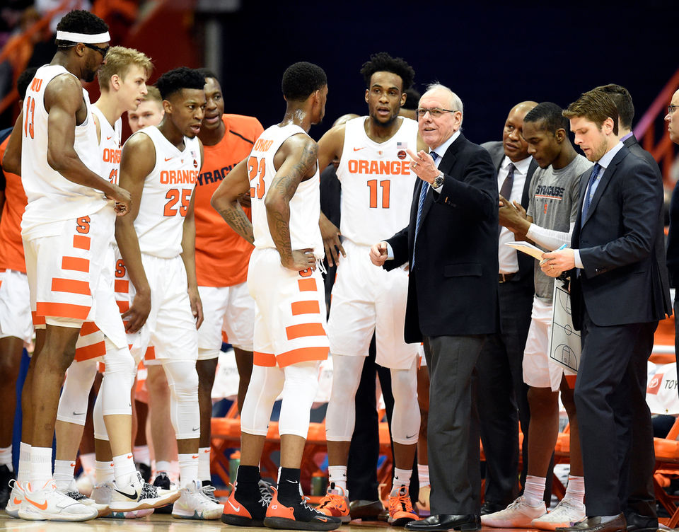 Syracuse Basketball Vs Boston College 10 Things To Watch For
