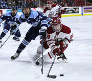 UMass mens ice hockey falls to University of Maine, 3-2 (photos)