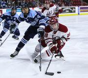 UMass mens ice hockey falls to University of Maine, 3-2 (photos)