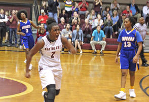 at Northlake Christian, Thursday (Feb. 21), Division III quarterfinals playoff game