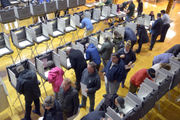 Massachusetts sets turnout record for midterm election