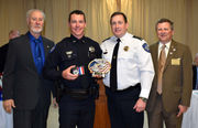 Slidell Elks Law and Order Night: First-responders saluted