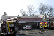 Springfield restaurant fire contained to ductwork