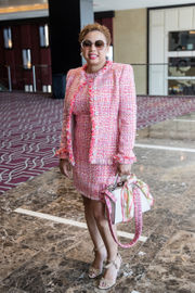Dress for Success Luncheon's fashion fabulous guests