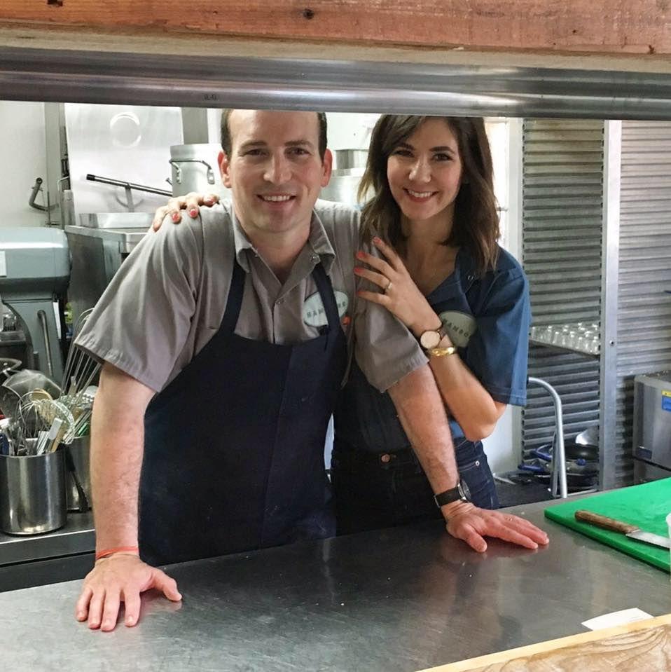 Liz's, Hambone dive into dinner service in Old Mandeville