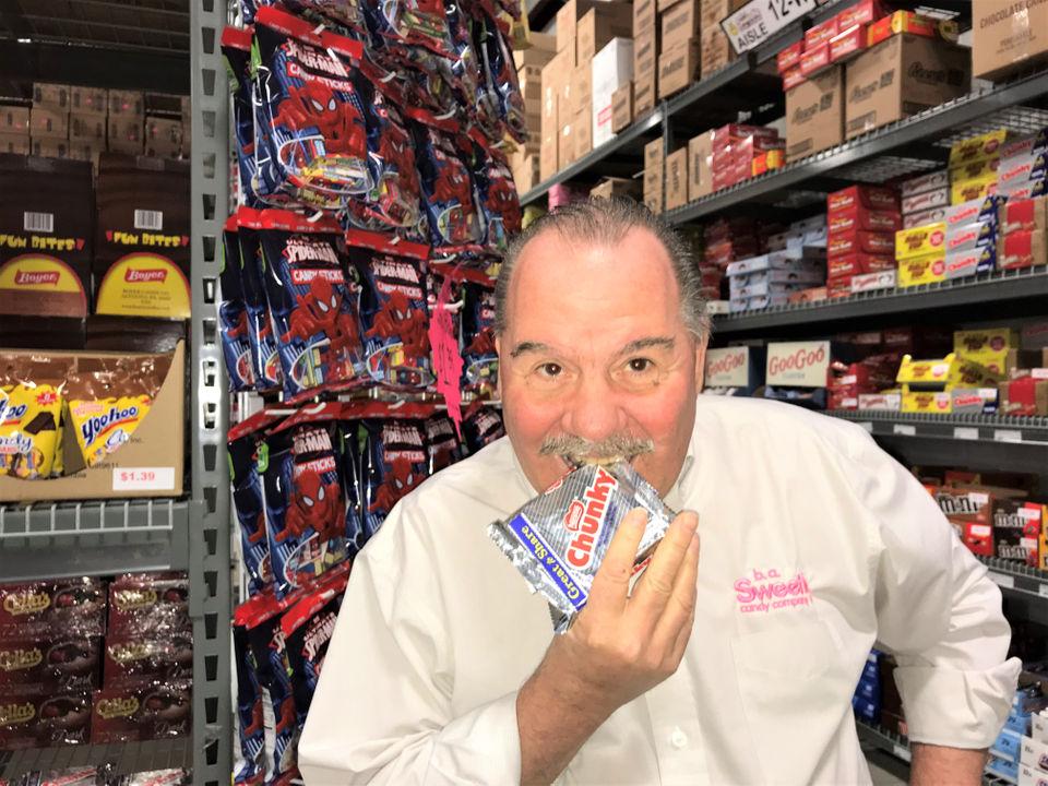 Candy man Tom Scheiman can help a local b.a. sweetie: My Cleveland