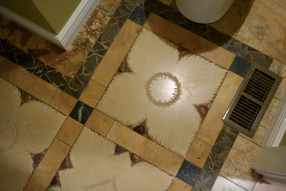 Installing A Stone Floor To Get 2018 Off On The Right Foot The