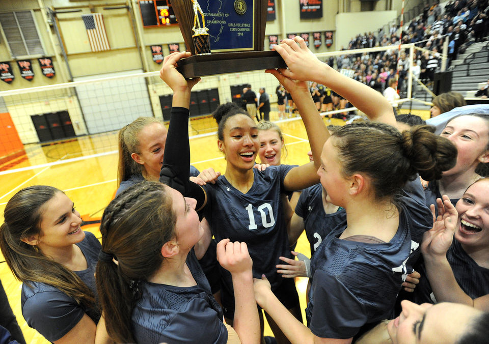 Girls Volleyball: 2018 Tournament of Champions results and links, Nov. 17-18