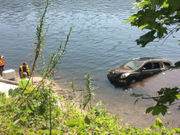 Police investigate SUV found in the Delaware River (PHOTOS)