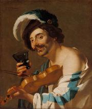 Cleveland Museum of Art acquires rowdy Dutch portrait by Dirck van Baburen, aka