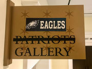 Museum of the American Revolution renames Patriots Gallery after the Eagles (temporarily)