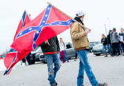 Neighboring school district reiterates Confederate flag ban amid controversy