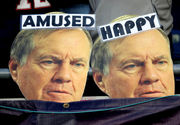 Patriots-Chargers report cards: All A's in a win that could (almost) make Bill Belichick smile