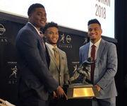 Oklahoma quarterback Kyler Murray wins the Heisman Trophy   Look at how NJ.com reporters voted