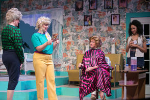 'Steel Magnolias' will be performed through Sept. 30 at the downtown Syracuse arts center.