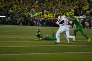 A win slips away: Describe Oregon Ducks' loss to Stanford in 5 words or less