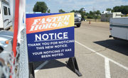 Party starts during move-in for Faster Horses