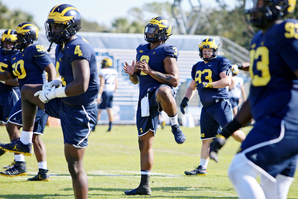 Michigan S 2018 Football Roster By Position Mlive Com