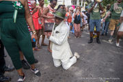 Celebrating the fathers of New Orleans with a second-line: Photo gallery