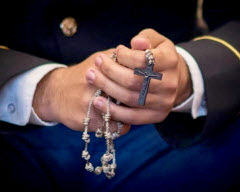 Rosaries for the miitary