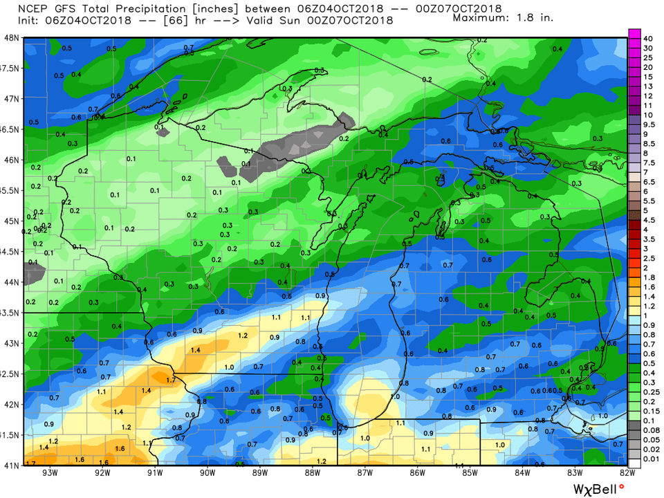 Michigan\'s weekend weather will change its mind often   MLive.com