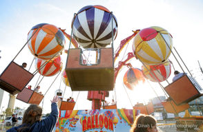 The Bayou Road Balloon Festival presented by The Meraux Foundation and Chalmette Refining was held Saturday.