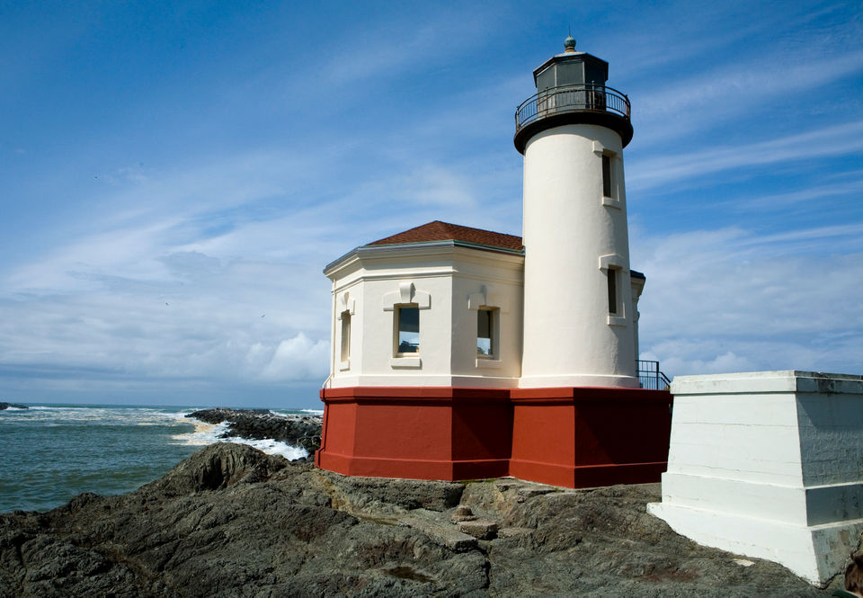 2. Coquille River Lighthouse