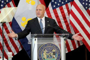 Monuments, S&WB tank Mayor Mitch Landrieu's final grade from readers