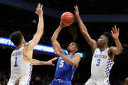 Buffalo's run in NCAA Tournament ends with loss to Kentucky