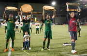 Soccer Made in Portland podcast: Timbers' unbeaten streak, guest appearance from Anne Peterson