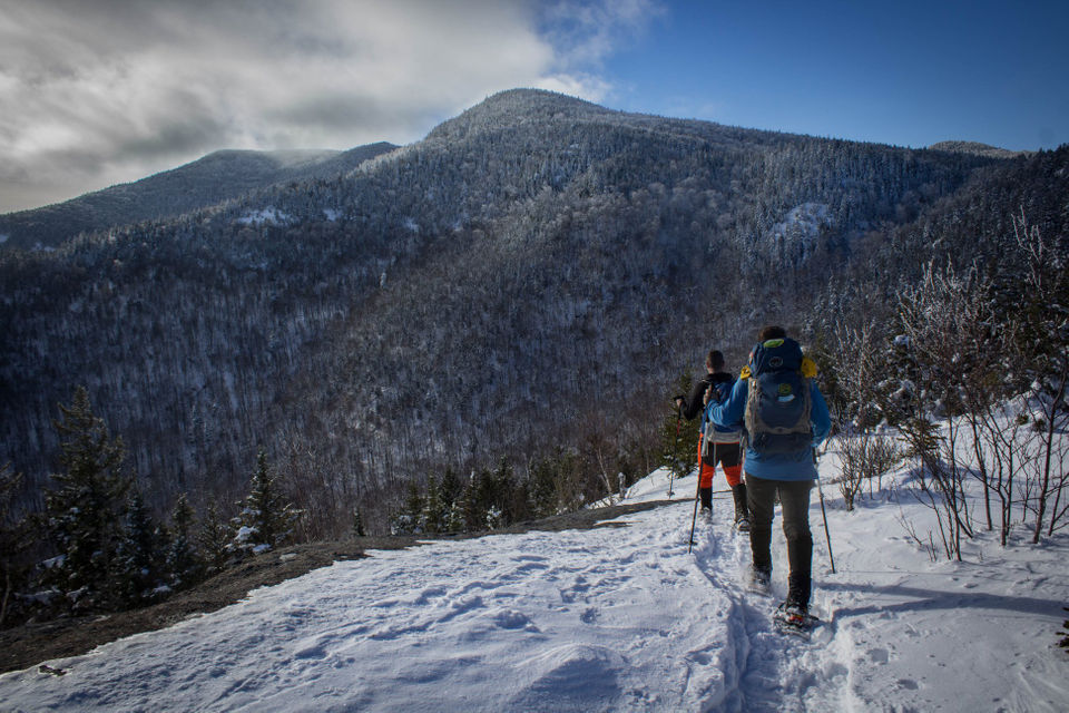 Adirondack High Peak wintry hike: Amazing views, freezing ...