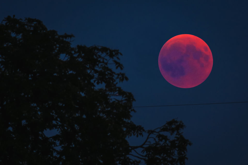 blood moon eclipse leo - photo #37