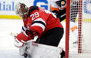 Road back to the Devils: Where prospects Mackenzie Blackwood, Michael McLeod, Nathan Bastian stand in AHL