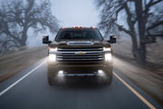 2020 Chevy Silverado HD to come with 'industry-first transparent trailer view'