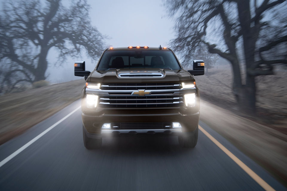 2020 Chevy Silverado Hd To Come With Industry First Transparent