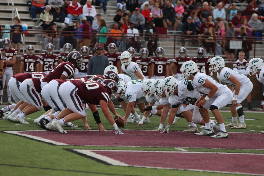 Late interception seals Grandville's win over never-say-die Forest Hills Central