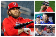 MLB rumors: Can Gabe Kapler lure Bryce Harper to Phillies? Manny Machado's agent fires back; Yankees make minor trade