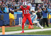 Bills' Robert Foster stepping up (7 reasons to be encouraged, 5 reasons to worry)