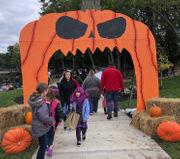Trick-or-treaters enjoy Harvest Fest at Berea's Coe Lake Park: Community Voices