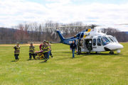 28-year-old woman flown to hospital after crashing motorcycle (PHOTOS)