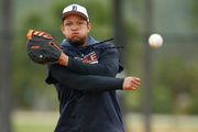 Miggy's back! Following the Tigers star on Day 1 in Lakeland