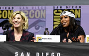 San Diego Comic-Con 2018: Johnny Depp drops in, and Zoe Kravitz calls for Trump's impeachment