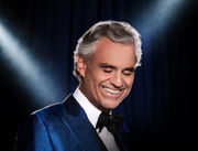 Tenor Andrea Bocelli brings his impassioned musical extravanganza to Portland