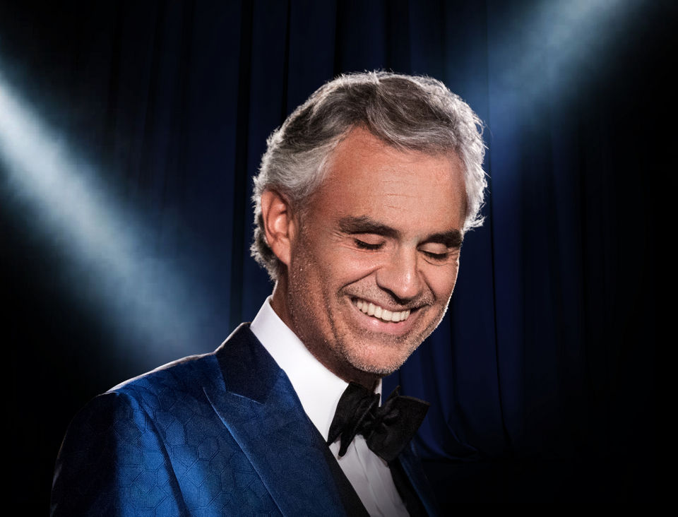 Tenor Andrea Bocelli Brings His Impassioned Musical Extravanganza To Portland Oregonlive Com