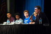Students with history of suspensions discuss school-to-prison pipeline