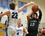 Summit holds off Liberty for 62-51 win: Photos