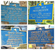 62 interesting historical markers in New York, 1 for every county